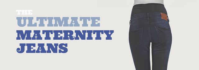 Ultimate maternity jeans