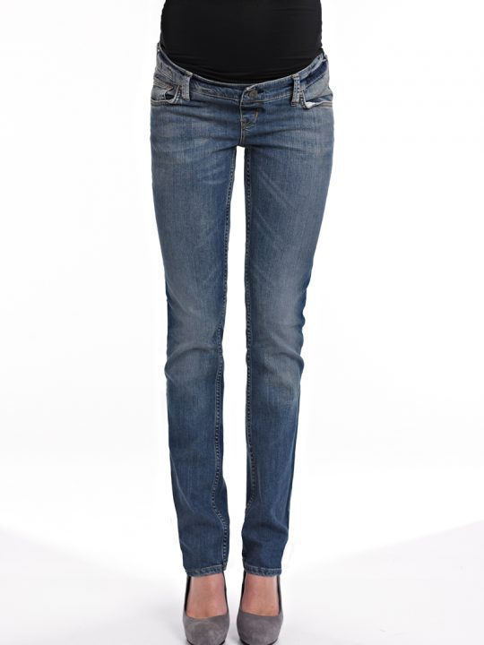 Long Skinny Maternity Jeans