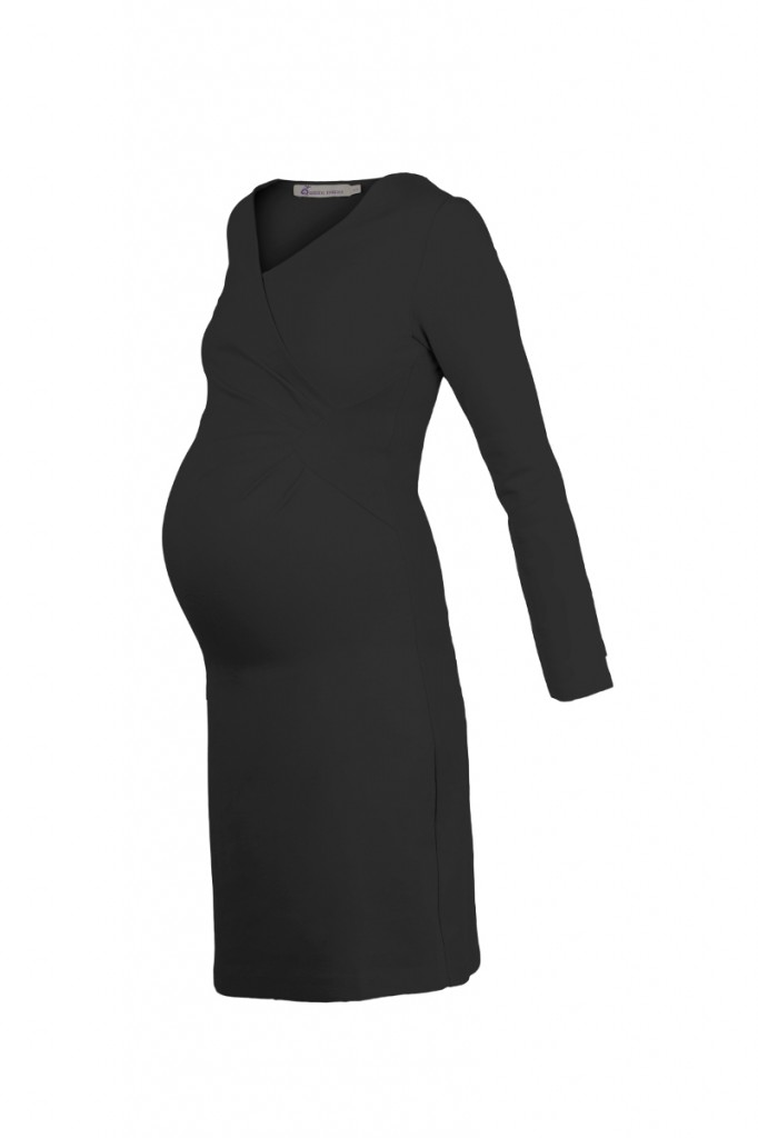Tailored Maternity Dress