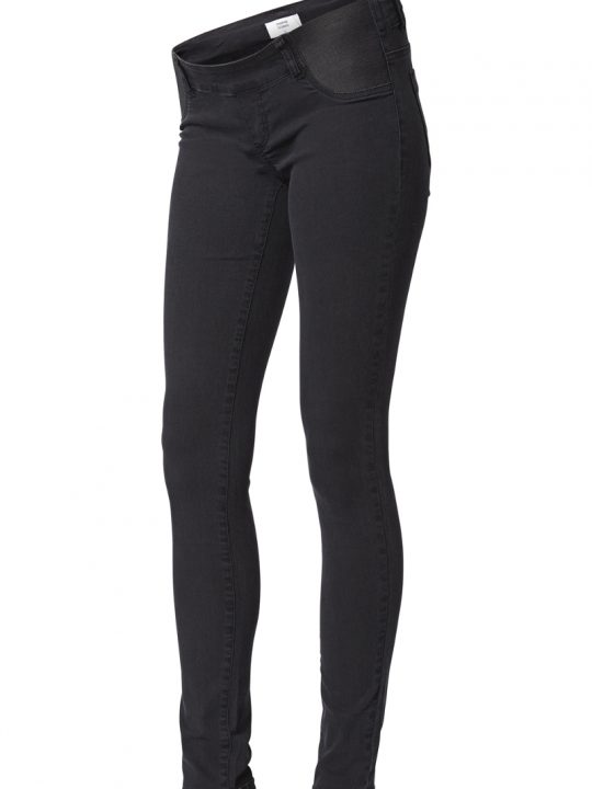 Mamalicious black maternity jeggings