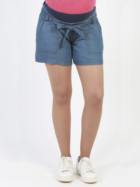 super comfy loose fit maternity shorts