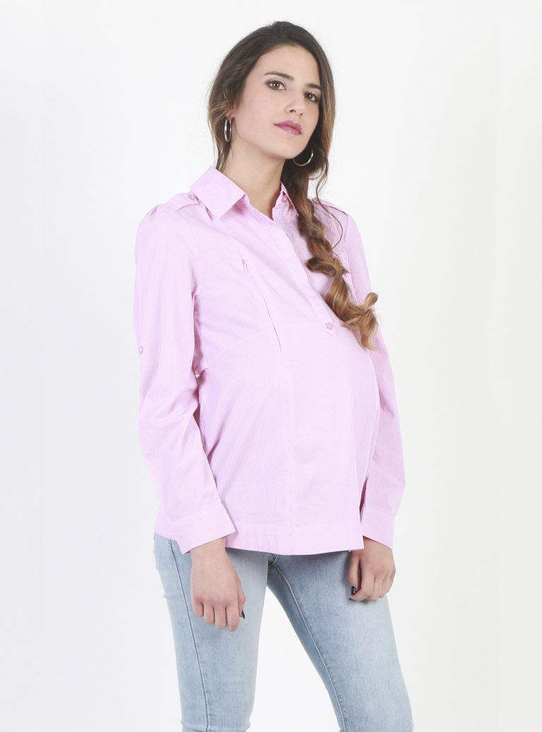 Pretty maternity top