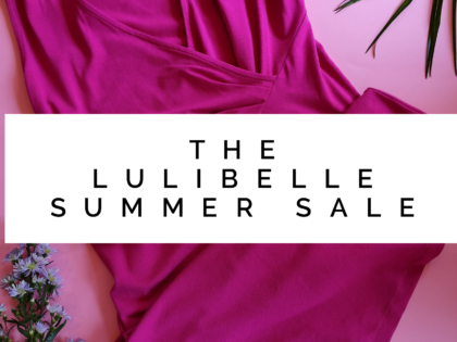 The Lulibelle Summer Sale
